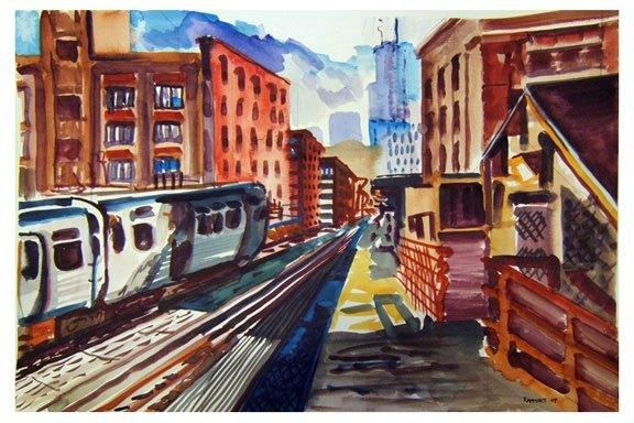 Chicago Station