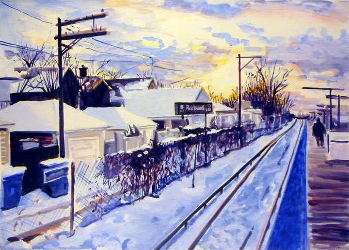 Rockwell Station