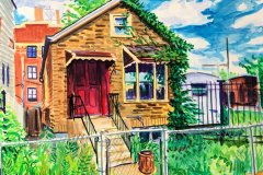 Worker\'s Cottage House